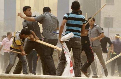 Iraq-protesters