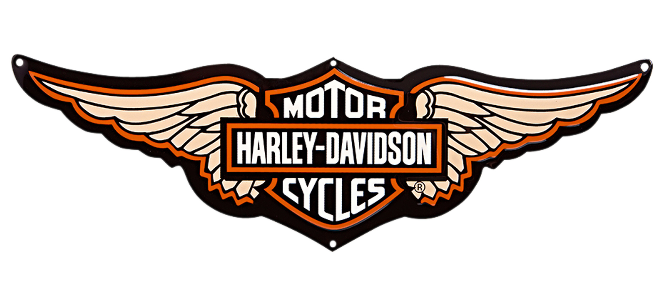 HarleyDavidsons Iconic Logo Rich In Symbolism - Harley davidsons motorcycles stickers