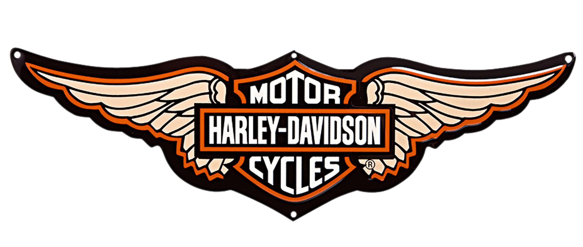 Harley Davidsons Iconic Logo Rich In Symbolism