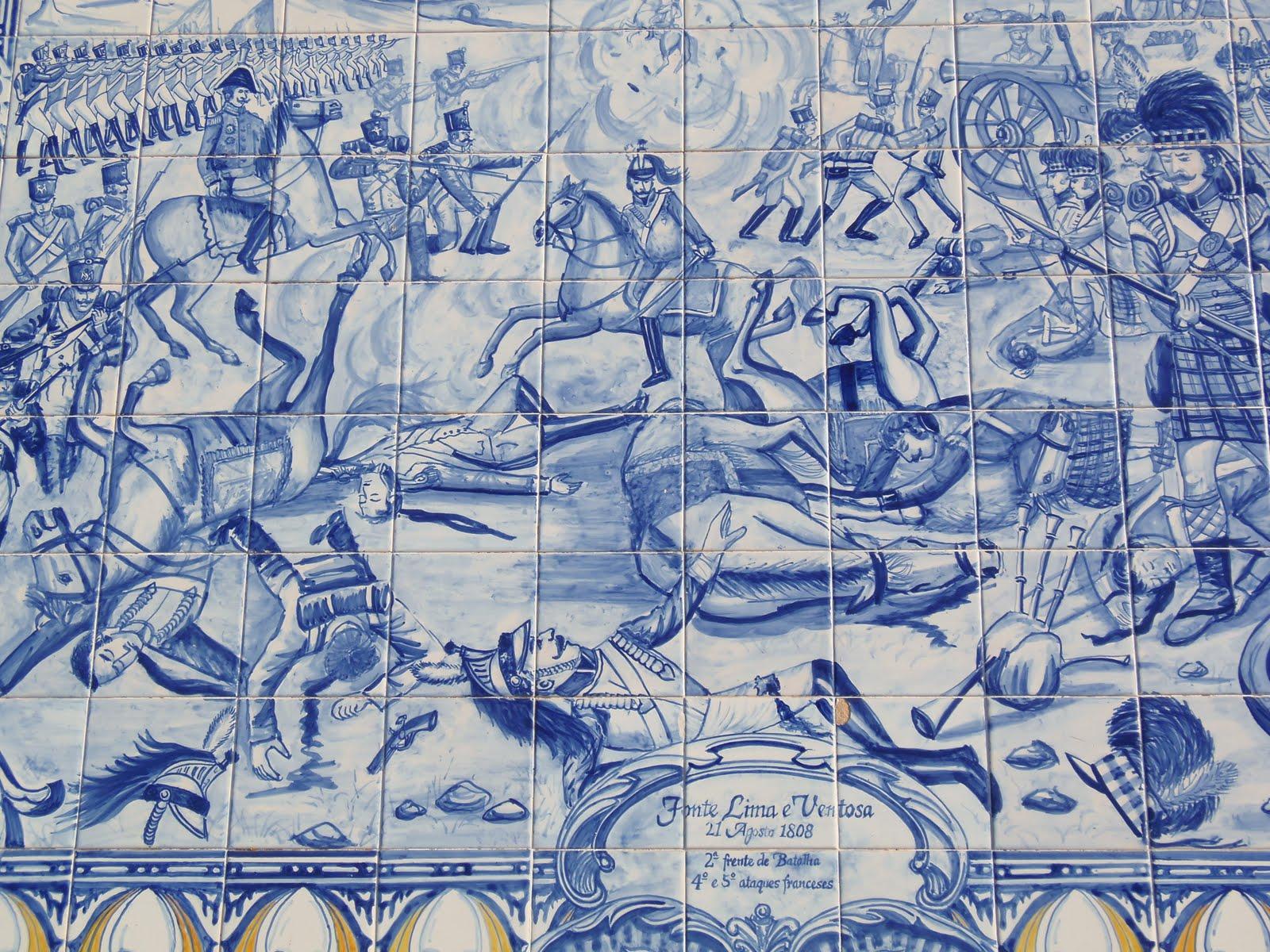 Dennis Dunleavy - Symbols of Portugal\'s Colorful Past