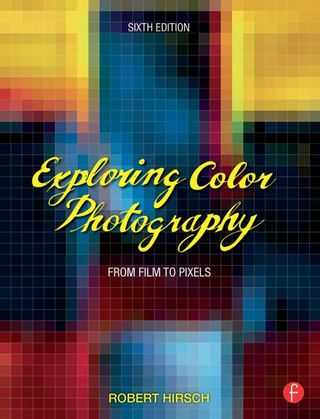 Color photogaphy book cover